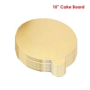 10 inch cake board 10peaches Combo