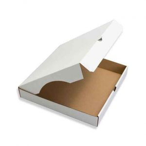 5 Peach High Quality 8Inch Pizza Box lot