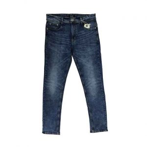 Export Quality Blue Jeans Pant For Men