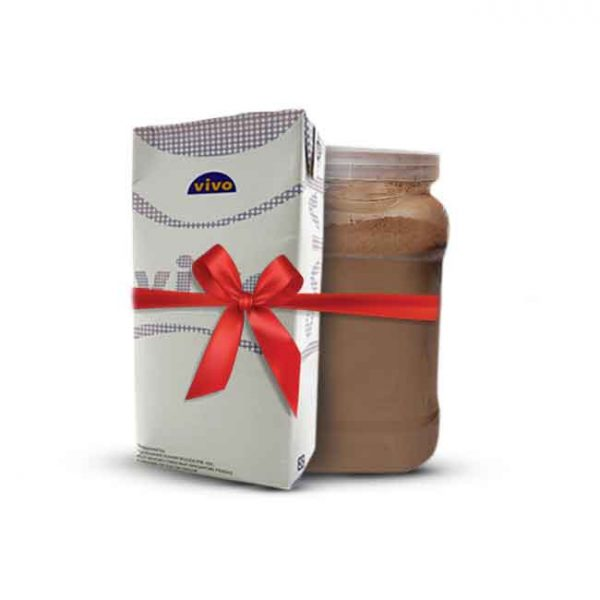 Combo Offer Vivo Whipping Cream & Malaysian Dark Cocoa Powder