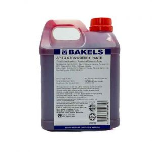 Bakels Strawberry Paste (Loose)