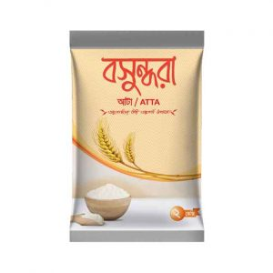 Bashundhara Brown Atta 2kg (বসুন্ধরা আটা)
