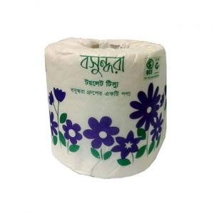 Bashundhara Toilet Tissue Regular White (বসুন্ধরা টয়লেট ট্যিসু)
