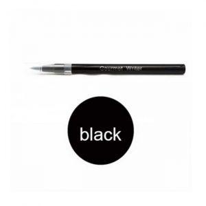 Edible Pigment Pen For Cake Decoration-(Black Color)