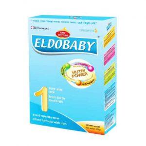 ELDObaby 1 BIB Milk Powder-350 Gm
