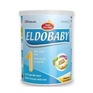 ELDObaby 1 BIB Milk Powder-400gm