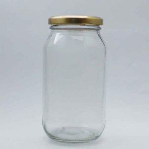 500ml Glass Jar (কাঁচের জার)