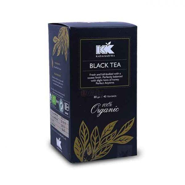 Kazi & Kazi Black Tea Bag 40Pcs (কাজি এ্যন্ড কাজি টি ব্যাগ)