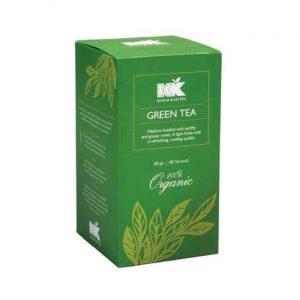 Kazi & Kazi Green Tea Bag 40Pcs (কাজি এ্যন্ড কাজি টি ব্যাগ)