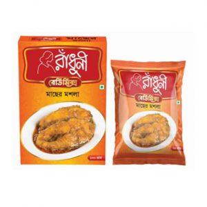 Radhuni Fish Curry Masala (রাঁধুনি মাছের মশলা)
