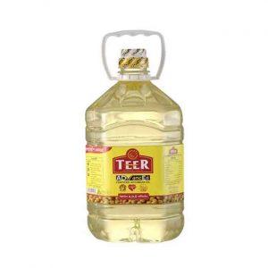 Teer Soyabean Oil 5ltr (তীর সয়াবিন)