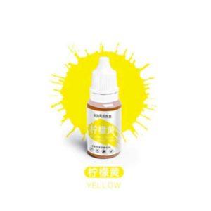 10ML Macaron Cream Food Coloring Yellow